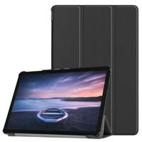 galaxy tab smart cover fold achat en gros de-Coque intelligente Samsung Galaxy Tab S4 10.5 pouces 2018, étui de support pliant pour onglet S4 10.5 pouces 2018 (SM-T830 / T835 / T837)