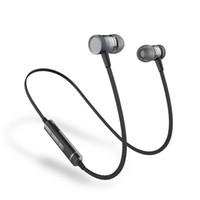 téléphone sans fil mains libres achat en gros de-Téléphone portable écouteurs écouteurs mains libres sans fil écouteurs Mini Bluetooth Écouteurs Stéréo Musique Sport Running écouteurs pour téléphone iPhone