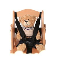 Wholesale chair seat belts for sale - Group buy Safety Strap Harness Adjustable Pushchair Child High Chair Stroller Baby Seat Belt Buggy Point