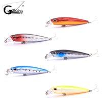Wholesale 5pcs Fishing Lure cm g Minnow Crankbait Hard Bait Floating Isca Artificial Japan Hard Bait Bass Wobblers Lures Fishing Tackle