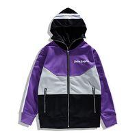 homens casacos casacos venda venda por atacado-Mens jaqueta de grife encabeça casaco de marca das mulheres casal roupas casuais de luxo hip hop roupas de marca casaco de grife venda quente por atacado 02