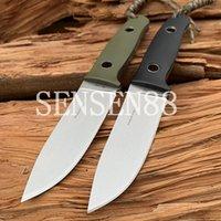 sabit bıçaklı düz bıçak toptan satış-DAG Yürüyüş Hançer Sabit D2 blade bıçak taktik düz bıçaklar Kamp Balıkçılık Multitool araçları