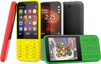 neue dual-sim-handys großhandel-neue Bar Telefon Kamera FM SIM-Karte von 2,8 Zoll 225 Cell Telefon mit Bluetooth-Kamera FM Radio Unterstützung Dual-SIM