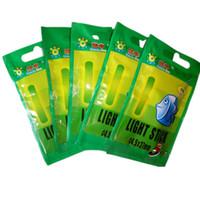 ingrosso barre di galleggiamento-4.5 * 37mm Notte Pesca Luminoso Galleggiante Luce Fluorescente bastone Asta multicolore LightsDark Glow Stick strumenti di pesca