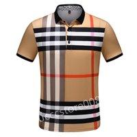 italienische menshemden marken groihandel-8LouisVuittonGucciItalienische Marke Mens luxuryT Shirts der Frauen der Männer beiläufige Art und Weise kleidet T Shirts Top Short Sleeve a30