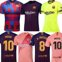 1f97887e399 Wholesale jerseys futebol for sale - messi soccer jersey barcelona Camiseta  de futbol coutinho football shirt