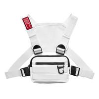New Men Tactical Waist Bag Tactical Vest Chest Pack Hip Hop Function Chest Rig Pack 2020