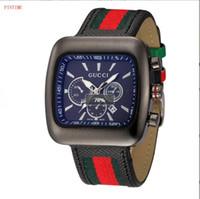 водонепроницаемые часы оптовых-209Newest горячее надувательство мода известный бренд дамы кварцевые часы Марка платье женщин Кожаный ремешок женские часы мода водонепроницаемый наручные часы