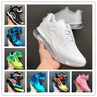 Wholesale multicolor night light resale online - Top quality Men women Running Shoes Northern Lights Night Multicolor Eclipse Volt Be True s des chaussures Trainers Sports sneakers