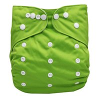 Wholesale Children s Cloth Diaper Pants Waterproof Washable Years Old Mesh Cloth Thin Breathable Diapers Nappy Fralda De Pano Moderna