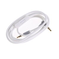 Wholesale multimedia audio control for sale - Group buy SZAICHGSI mm Audio Extension Cable Male to Male Audio Stereo Headphone Jack Cable Cord with Mic Volume Control For Mobile Phone