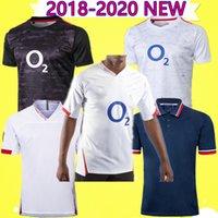 camisetas personalizadas al por mayor-S-5XL 2018 2019 2020 Inglaterra INICIO liga de rugby camiseta de la selección de rugby Liga camisa de calidad superior de los jerseys (Custom)