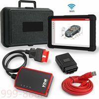 obd2 analyzer großhandel-Kfz-Komplettsystem Kfz-Service-Tool Diagnosescanner UCANDAS VDM WiFi OBD2