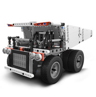 Wholesale toy truck puzzles for sale - Funny Toy Xiaomi Mitu Building Block Mining Mine Truck Puzzle Educational Years Old Children Kids Toys
