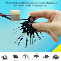 connecteurs de terminal automobile achat en gros de-Nouvelle trousse à outils de dépose de terminal d'extracteur de câblage électrique de câblage automobile