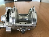 Wholesale fake fish bait for sale - Group buy Penn International VISX Speed Reel Silver New With Out Box