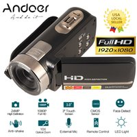 ingrosso telaio digitale touch-Digital Video Camera Camcorder LCD Touch Screen da 3,0
