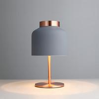 lüks masa lambaları oturma odası toptan satış-İskandinav Tasarımcı Klasik Masa Lambası Oturma Odası Yatak Odası Başucu Işık Yaratıcı Lüks Modern Sıcak Masa Lambası