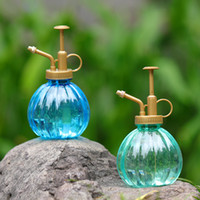 Wholesale flower pressing for sale - Group buy Flowers Sprinkling Can Plant Spray Bottle Small Scimitar Press Household Sprayer Watering Can Spray Water Bottle