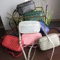geschenke für wome großhandel-Echtes Leder Kameratasche Einkaufstasche kleine quadratische Tasche Mode wome Mädchen Geschenk HFLSBB103