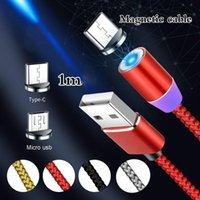 ücretli kablo mobil toptan satış-Mini Cep Telefonu Kablo USB Şarj Kablosu Manyetik USB Kablosu Hızlı Şarj C-Kablo Mıknatıs Şarj Veri