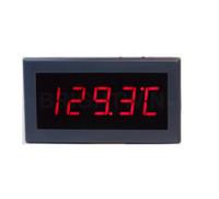 ingrosso sensore termocoppia-Misuratore di temperatura a termocoppia tipo K montato a pannello Alta precisione da 200 a 1372 Cel Termometro sensore di visualizzazione del segnale