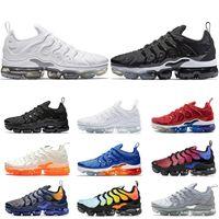 promo code b2c0d d3d59 Nike air vapormax tn plus scarpe da ginnastica da uomo Gioco Royal red USA  Triple nero bianco da uomo donna da corsa scarpa sportiva da tennis