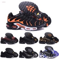 Wholesale Discount tn air shoe Cheap original Mens Tn Sports Shoes Air Tn Plus Chaussures Requin Designer Fashion Breathable Mesh Casual Sneaker
