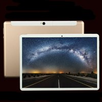 Wholesale android tablet gray resale online - New Android Android Tablet inch Core GB RAM GB ROM G G LTE IPS MP MP the tablet Pocket PC