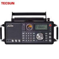 Wholesale tecsun air radio for sale - Group buy TECSUN S HAM Amateur Radio SSB Dual Conversion PLL FM MW SW LW Air Band