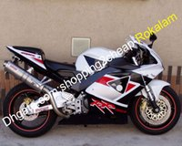 Wholesale honda 954 injection fairing for sale - Group buy Motorcycle Parts For Honda CBR900RR RR CBR RR CBR954 RR RR954 Fairing Aftermarket Kit Injection molding