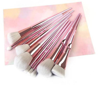 Wholesale maange makeup resale online - 2020 cool item MAANGE Makeup Brushes Set Foundation Powder Blush Beauty Cosmetic Brush Tools high quality cheap price