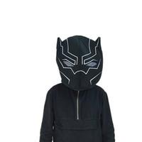 ingrosso testa di batman-Black Color Hero Batman Head Maschere Fashion Design Animal Head Maschere Fabbrica direttamente in vendita maschere di mascotte