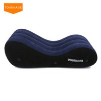 Wholesale toughage products for sale - Group buy Ship Via DHL TOUGHAGE PF3207 Sex Bed Inflatable Pillow Chair Sofa Adult Sex Furniture Toys for Couples Erotic Products