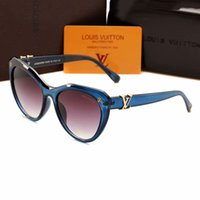 Wholesale sunglasses w for sale - Group buy Mens Heart Luxe Square Polarized Sunglasses Black w silver Frame and Black Design sunglasses LV Summer Driving glasses New