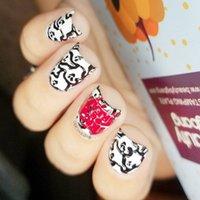 xl bildstempel stanzplatte großhandel-BeautyBigBang XL-019 6 * 12cm Rechteck Nail Stamping Platten Halloween Muster Nail Art Stempel Vorlage Image Plate Schablonen
