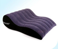 Wholesale sex sofa pillow for sale - Group buy TOUGHAGE Inflatable Sex Furniture Position Pillow Cushion Chair Sofa BDSM Adult Sex Toys for Couples Erotic Products by DHL