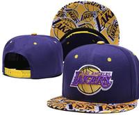 Wholesale outlets los angeles resale online - Cheap Los Angeles Snapback LAL JAMES Hats Adjustable Caps Team Fans Sports Caps Hat Finals Popular Snapbacks cap outlet