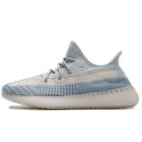 erkek ayakkabıları boyutu 13 toptan satış-Bulut Beyazı Kanye West Tasarımcı Sneakers Kutu Boyutu 5-13 ile Koşu Ayakkabısı Bred Siyah Yansıtıcı Zebra Yeşil Glow Lundmark Erkekler Kadınlar