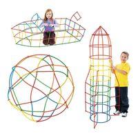 Wholesale kindergarten building toys resale online - Children s Playground Toys Indoor Combined Playground Play Toy Kindergarten Tunnel Building Blocks Kids Outdoor Playground