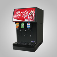 ventilmaschine großhandel-Getränkeautomat Colamaschine Hamburg 3-Ventil Mini Coca Maschine kohlensäurehaltig