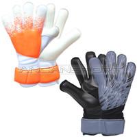 guantes xs al por mayor-Adulto guantes de portero de fútbol guantes de fútbol sin FingerSave Adulto luvas de goleiro Luvas de futebol Sem proteção de dedo completo de látex