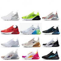 Wholesale hot wedged shoes for sale - Group buy LN2 NEW Parra Hot Punch Photo Blue Mens Women Running Shoes Triple White University Red Olive Volt Habanero Flair air Sneakers