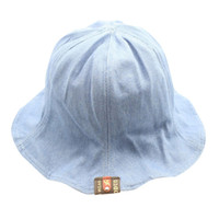 Wholesale sweet hats for sale - Group buy 2019 Men and women cotton embroidered pretty beach hat fashion soft foldable outdoor sunshade cap simple sweet beach hat J5
