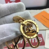 porta-moedas porta-chaves venda por atacado-2019 mulheres de luxo chaveiros para bolsas de cristal homens chaveiro bolsa pingente titular do carro chave anel