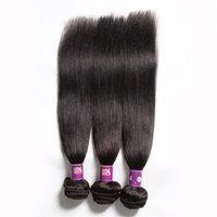 28 inç bakire saç uzatma toptan satış-Yeni Varış Brezilyalı Yaki İnsan Saç Üst Sınıf Işık Yaki Işlenmemiş Yaki Saç Uzantıları Ucuz Brezilyalı Bakire Saç Demeti
