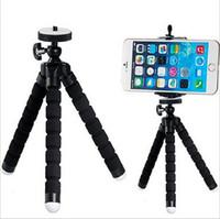 ingrosso monopod per cellulari-Supporto del telefono del treppiede flessibile del polipo Supporto del bastone universale del bastone del selfie per il monopiede della macchina fotografica del selfie monopiede