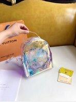 patchwork karierte handtaschen großhandel-Neue Top-Qualität Damen Luxus Designer Reisetaschen Damen Handtaschen Keepall Leder Handtaschen Seesack Marke Mode L Paket