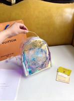bolinhas mochila para o bebê venda por atacado-Novas senhoras de alta qualidade designer de luxo bolsas de viagem bolsas das senhoras keepall bolsas de couro duffel bag marca de moda L pacote