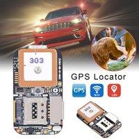 ingrosso locatore di carte-ZX303 PCBA GPS Tracker GSM GPS Wifi Localizzatore LBS SOS Allarme APP Web Monitoraggio TF Card Registratore vocale SMS Coordinate Sistema doppio